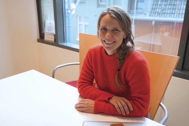Birgitte Gisvold Johannessen, prosjektleder Kommunalteknikk i Trondheim kommune